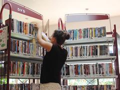 Multi-media library