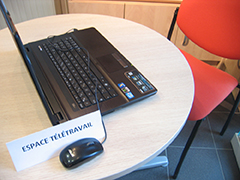Economic - Telecentre space