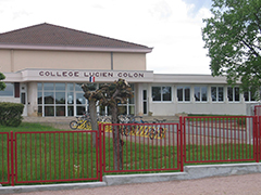 Lucien Colon middle school