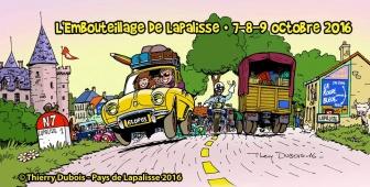 6ème Embouteillage de Lapalisse, 7,8,9 octobre 2016