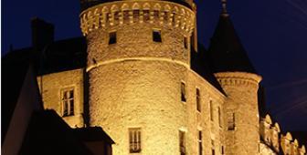 Lapalisse castle