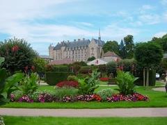 The floral park